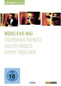 Wong Kar-Wai - Arthaus Close-Up [3 DVDs]: Amazon.de: Wong Kar Wai: Filme & TV