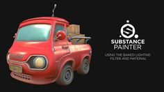 In this video, we take an in-depth look at the new baked lighting filter and material with the goal of creating a texture for use in a mobile game project. T...