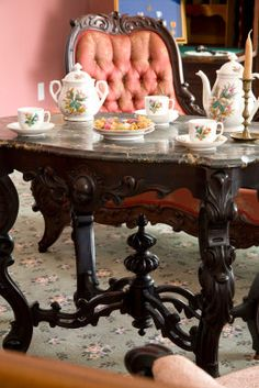 Victorian Furniture - Bing Images