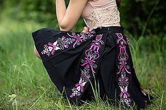 JAROSLAVA WURLL KOCANOVA - JaroslavaWurllKocanova / SAShE.sk Ballet Skirt, Skirts, Fashion, Moda, Fashion Styles, Skirt, Fashion Illustrations, Gowns, Skirt Outfits