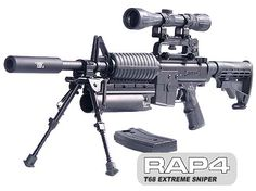 T68 extreme sniper paintball gun