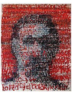 Emiliano Borges Venezuelan contemporary painting.  New generation of painters