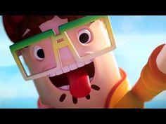 "CGI Animated Shorts HD: ""Make it Sound FAT"" - by Make It Sound FAT Team"