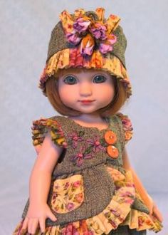 Ann Estelle Dolls | ... see more pictures of - Victorian Dreams - for Ann Estelle and Friends