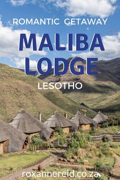Looking for a romantic getaway or honeymoon destination? Try Maliba Lodge in Lesotho's Tsehlanyane National Park. Find out things to do at Maliba Lodge and what makes this five-star Lesotho accommodation one of the best romantic lodges in Lesotho. Lesotho destinations, places to visit in Lesotho. #Lesotho #africantravel
