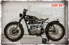 royal enfield#bobber style#vintage racer#special motorcycles#custom#hand made#