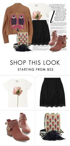 """Untitled #1035"" by monijerez ❤ liked on Polyvore featuring Whiteley, Acne Studios, Dolce&Gabbana, Seychelles and Tory Burch"