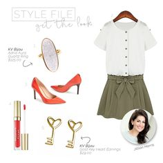 Style File | Get Jillian Harris' Look | The KV Bijou Blog