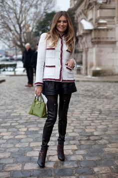 20 Ways How To Wear Thigh High Boots