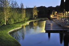 Beauty and Wellness resort - Simes S.p.A. luce per l'architettura