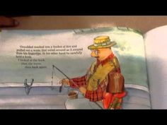 Granddad's Fishing Buddy by Mary Quigley (E QUI)  - trailer by Mariano, Phillip, and Alexandria on YouTube