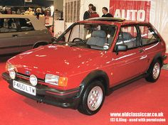XR2 - Oh I loved having this.