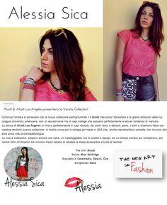 Alessia Sica wears Desirù #desirumilano #desirù #alessiasica #bracelets