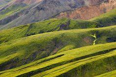 Reserva natural de Fjallabak. © Inaki Caperochipi Photography