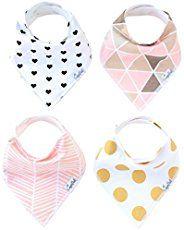 """5 Baby Bibdana Free Patterns   The """"new"""" baby bib - Kaylee Eylander DIY"""