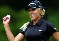 Natalie Gulbis I'd golf with her haha Natalie Gulbis, Trend News, Lpga, Golf Shirts, Stay Fit, Pretoria, Fitness, Image Search, Sports
