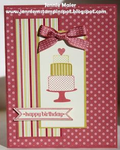SUO-SC418 Birthday by CraftyJennie - Cards and Paper Crafts at Splitcoaststampers
