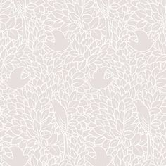 Cole & Son Collection of flowers- different but pretty. Almost paint but with a design? Fabric Wallpaper, Nature Wallpaper, Cole And Son, New Homes, Tapestry, Pretty, Flowers, Painting, Collection