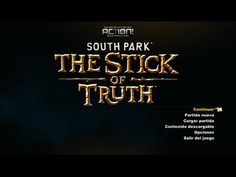 South Park The Stick of Truth Parte 1- Español (un ladron nuevo en el pu...