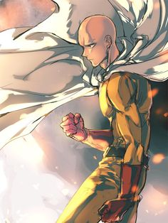 One punch man | Saitama #illustration art