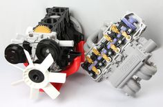 Chinese Company 3D Prints An Entire Engine http://3dprint.com/69577/3d-printed-engine-winbo/…
