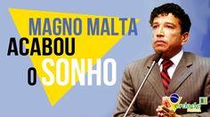 Acabou o SONHO - Magno Malta