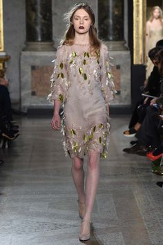 Luisa Beccaria - Fall 2015 Ready-to-Wear - Look 44 of 48