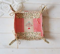 Green and Red  gifts by Vera on Etsy