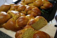 Mennonite Girls Can Cook: Pumpkin Challah