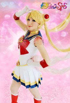 Super Sailor Moon Cosplay by ~SailorMappy on deviantART