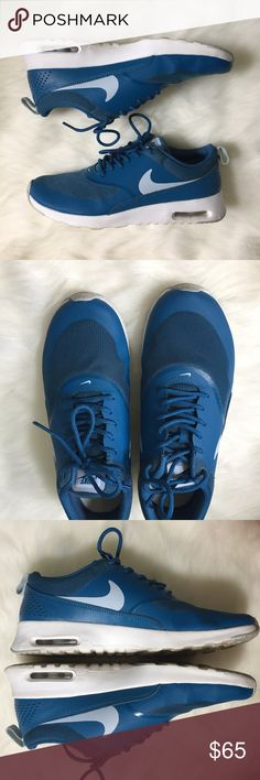 Nike Air Max Thea Shoes Size 8 In excellent condition, lightly worn. Signs of wear shown in photos. Nike Shoes Sneakers