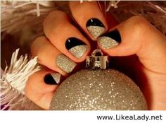 Christmas nail art ideas for 2014