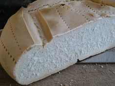 Un pan candeal, de miga refinada…   Un pedazo de Pan No Knead Bread, Pan Bread, Sourdough Bread, Bread Machine Recipes, Bread Recipes, My Recipes, Cooking Recipes, Different Types Of Bread, Best Bread Recipe