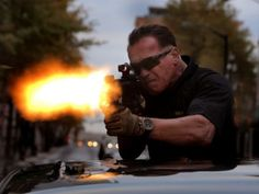 New Action-Packed Images From Sabotage Starring Arnold Schwarzenegger And Sam Worthington on http://www.shockya.com/news
