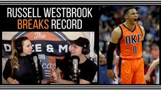 Westbrook Sets NBA Triple-Double Record and HIGHS & LOWS of the weekend!  4.10.17 FULL SHOW: deuceandmo.com