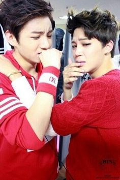 Jungkook Jimin #BTS