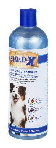 SynergyLabs Shed-X Shed Control Shampoo for Dogs Shed-X http://www.amazon.com/dp/B00IGGY5OM/ref=cm_sw_r_pi_dp_OEX5ub04GH918