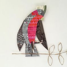 Image result for fish collage clare youngs