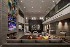Contemporary House by RDM General ContractorsThis luxurious...