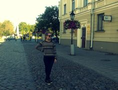 ANNINA IN TALLINNA: IC Autumn Trip