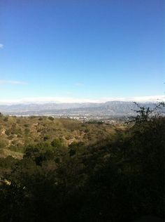 Hike Coldwater Canyon Park. Also a good place to spot celebrities especial iakly on weekends. Mos Angeles California