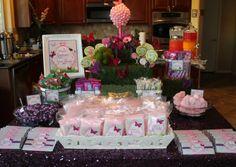{Whimsical Feature} Princess Zarina's Enchanted Garden Party