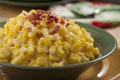 Creamy Corn for a Crowd | mrfood.com