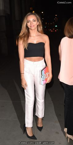 Jade Thirlwall and Leigh-Anne Pinnock of Little Mix enjoying a night out in London with their mothers http://icelebz.com/events/jade_thirlwall_and_leigh-anne_pinnock_of_little_mix_enjoying_a_night_out_in_london_with_their_mothers/photo1.html