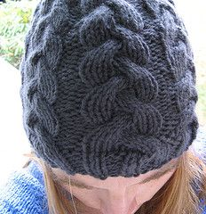 Ravelry: Braided Hat Pattern pattern by anise