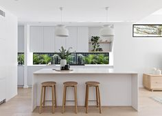 Kitchen Lighting Design, Design Your Kitchen, Scandinavian Lighting, Scandinavian Modern Interior, Engineered Timber Flooring, Kitchen Butlers Pantry, Cuisines Design, Dining Furniture, Kitchen Interior