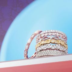 Bridal Band, Diamond Eternity Band, Diamond Wedding/Anniversary Band For Women Wedding Bands For Her, Bridal Bands, Wedding Rings, Anniversary Bands, Engagement Jewelry, Eternity Bands, Jewelry Stores, Fine Jewelry, Jewellery