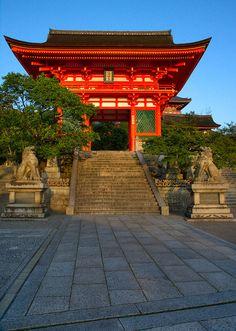 ✮ Kyomizudera Pagoda - Kyoto, Japan