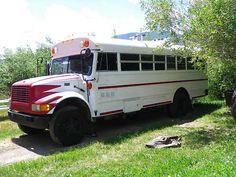 1995 International 26' Diesel School Bus Camper Conversion 1995 International 26' Diesel School Bus Camper Conversion | eBay