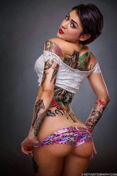 ️Sexy.. Inked... Beauty...